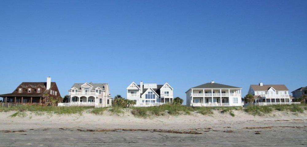 Beachfront Homes For Rent In Kiawah Island