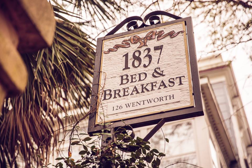 6 charleston bed and breakfasts you won