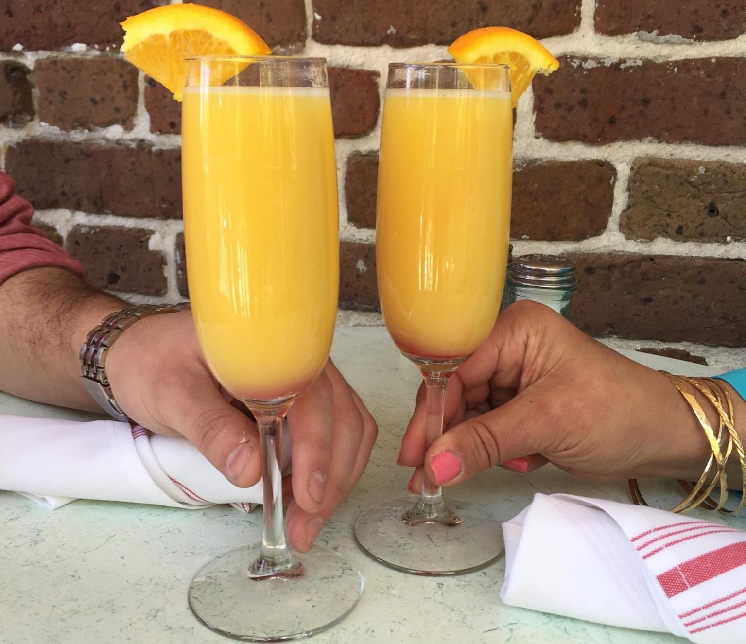 Lowcountry Bistro Mimosa