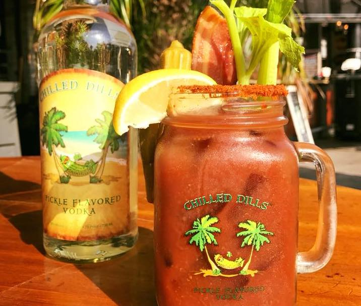 Page's Okra Grill Bloody Mary