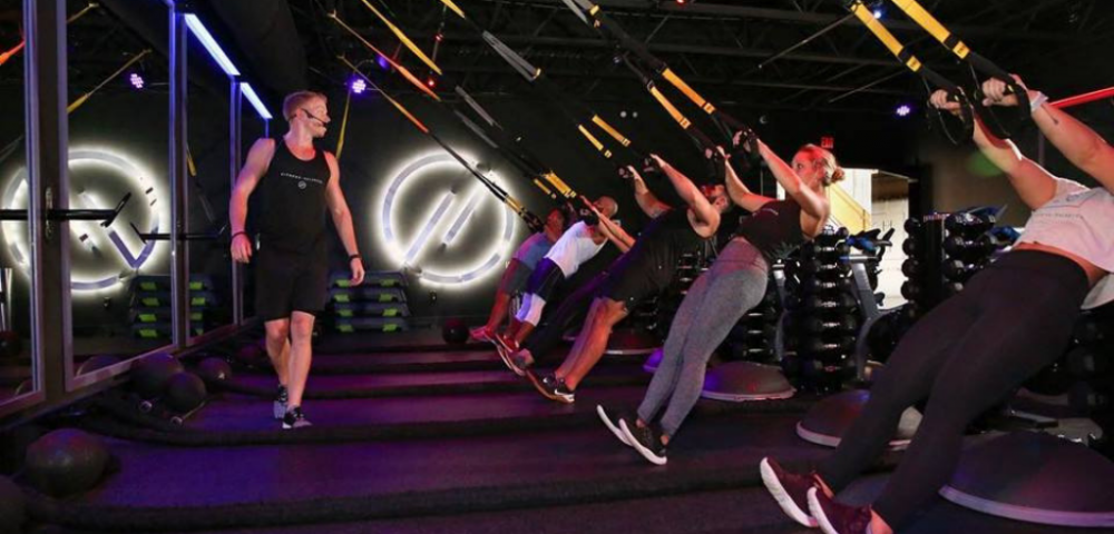 Indoor Workout Classes In Charleston
