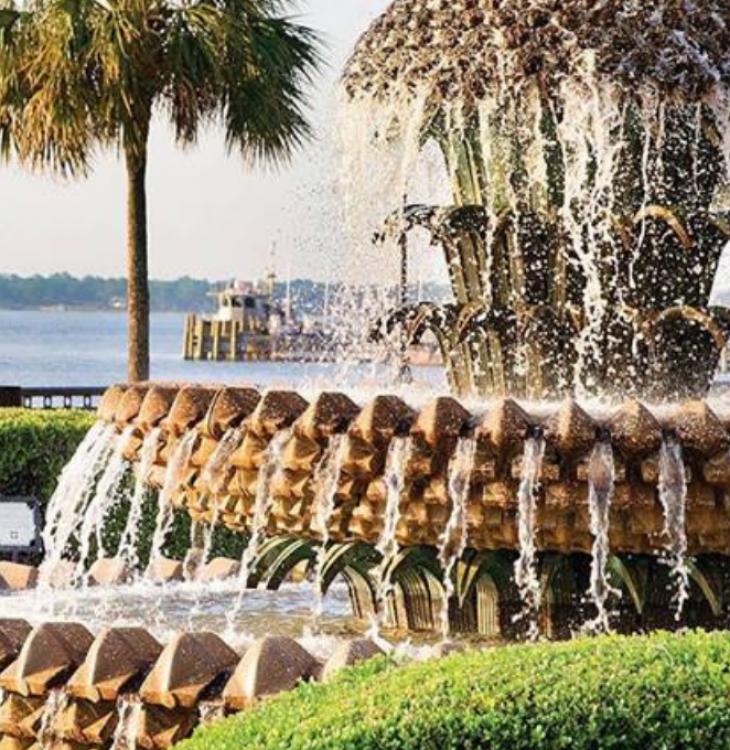 instagrammable spots Charleston