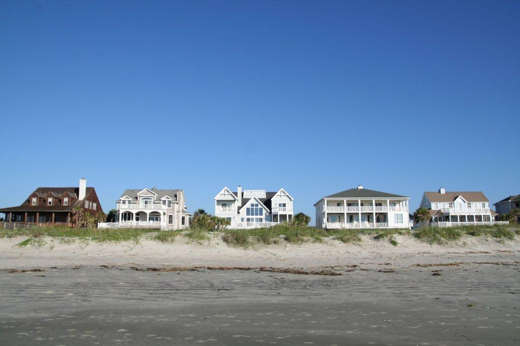 Warmer Temperatures Mean Higher Numbers For Beach House Al Charleston Beaches Sc