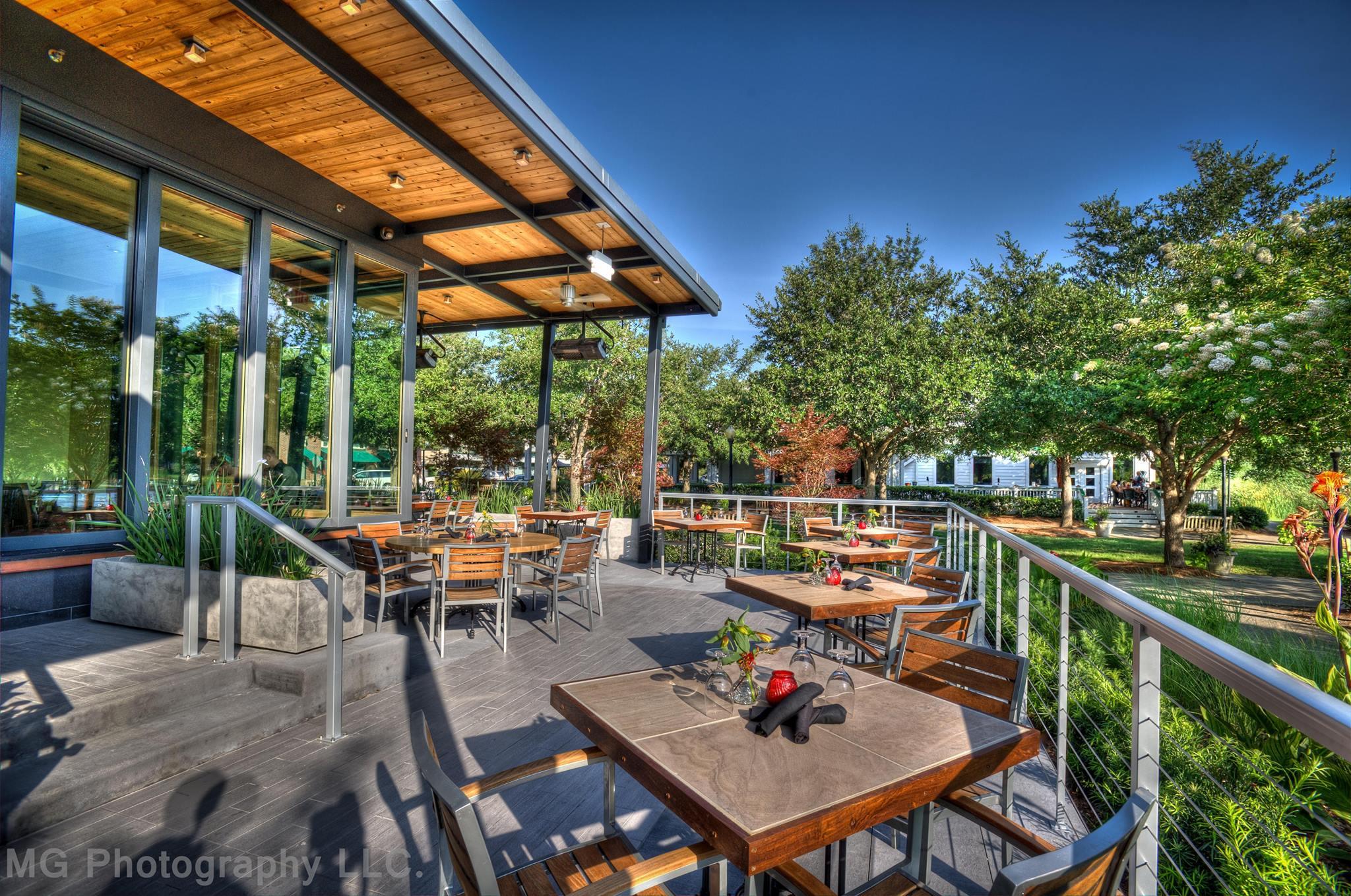 Charleston Restaurant Week at Basil