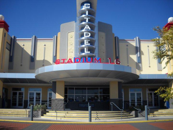 Charleston Movie Theaters