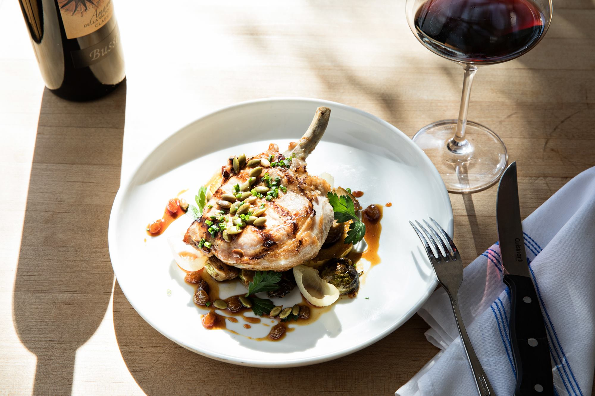 Charleston Restaurant Week at Indaco