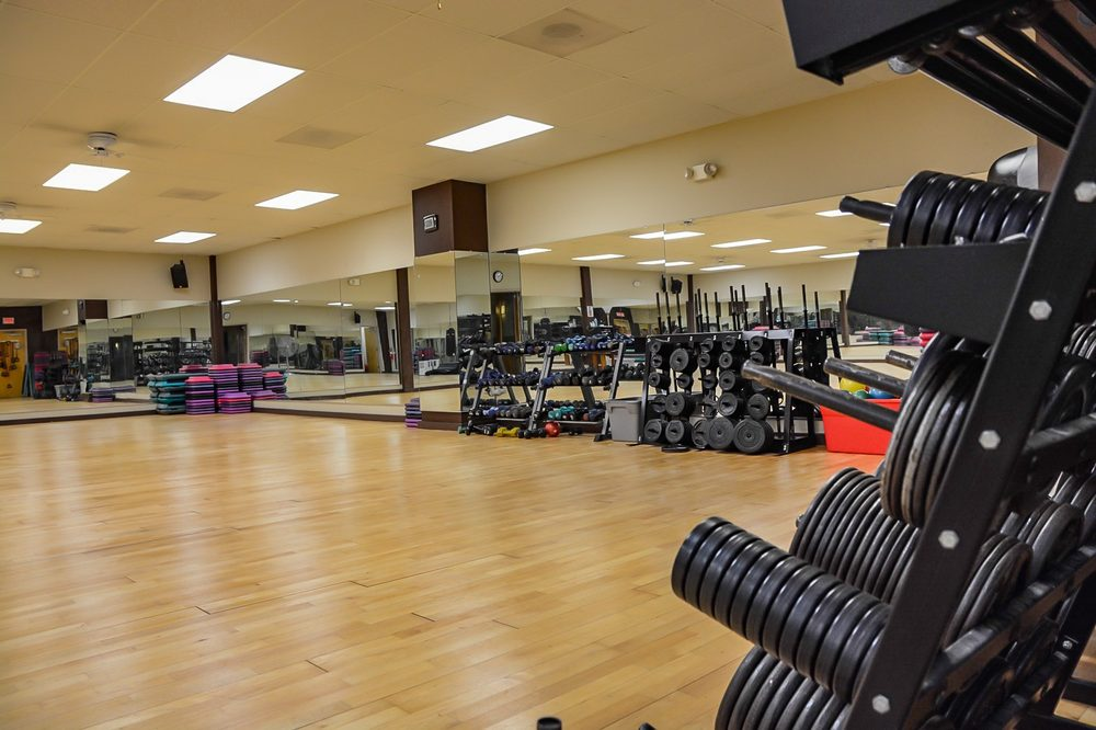 Charleston Gyms